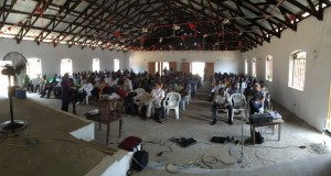 Photo of the conference in Liberia